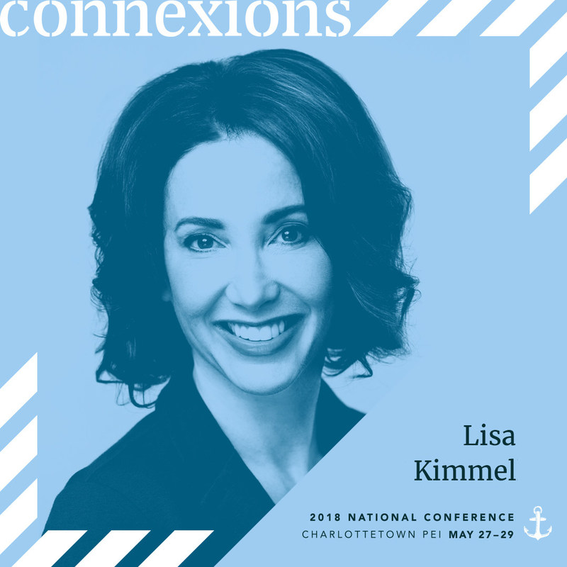 Lisa Kimmel, President and CEO, Edelman Canada. (CNW Group/Canadian Public Relations Society)
