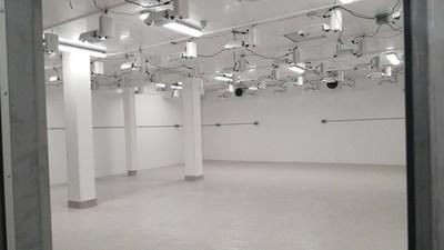 Current indoor facility (CNW Group/SpeakEasy Cannabis Club Ltd.)