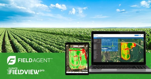 Sentera Partners with The Climate Corporation: Real-time data from Sentera FieldAgent™ unlocks new insights and benefits within Climate FieldView™