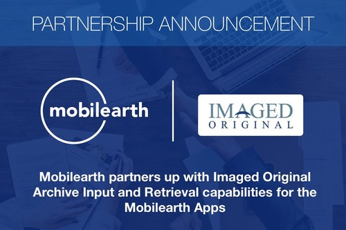 Archive capabilities for the Mobilearth Apps