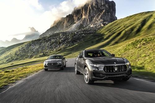 Maserati Showcases GranLusso and GranSport Range Strategy at Auto China 2018