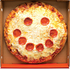 Pepperoni Smile Pizzas return to Pizza Pizza menu in support of local children's hospitals (CNW Group/Pizza Pizza Limited)