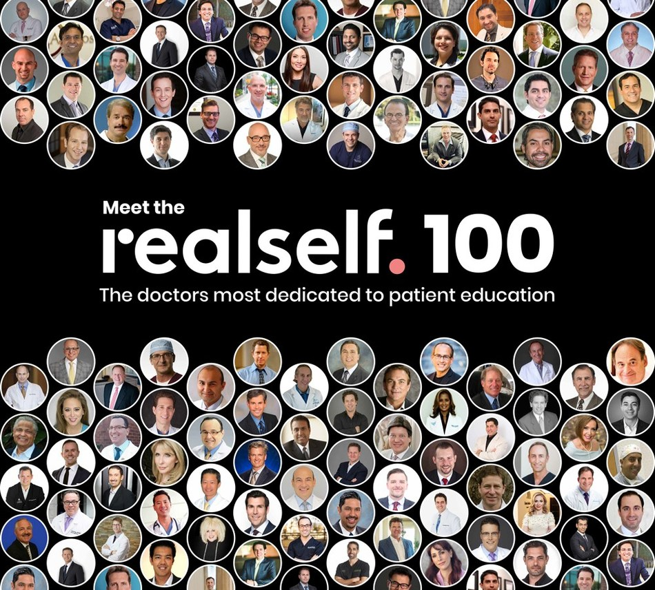 Presenting the 8th Annual RealSelf 100: Recognizing Leading Doctors of Cosmetic and Aesthetic Medicine