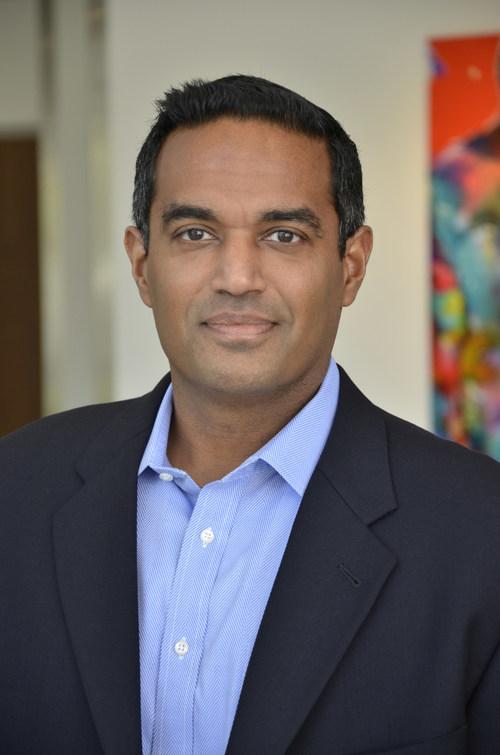 Nishan de Silva, M.D., CEO of Dermtreat