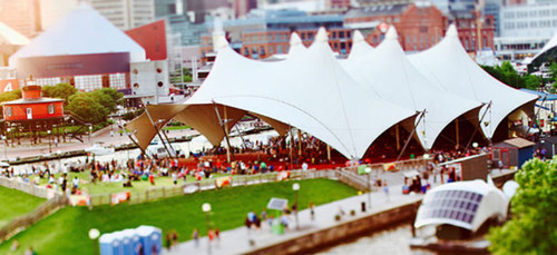 MECU Signs Naming Rights Sponsorship of Pier Six Pavilion in Baltimore, MD (Photo Credit: Jordan Young)
