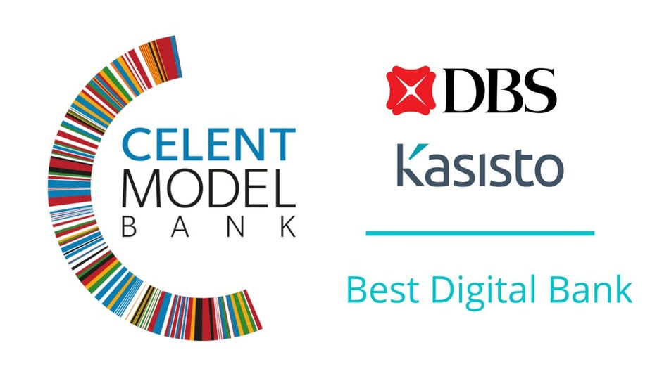 DBS Bank and Kasisto Named Best Digital Bank by Celent