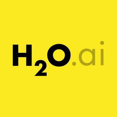 H2O.ai Logo (PRNewsfoto/H2O.ai)