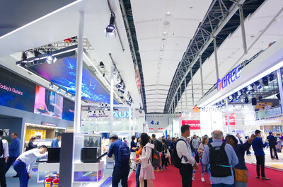 Smart Manufacturing Highlighted at the 123rd Canton Fair