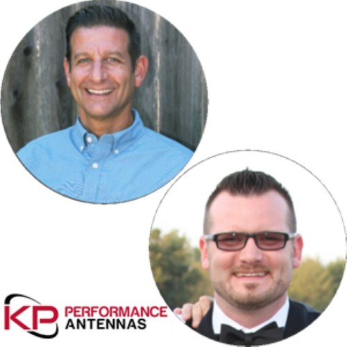 Michael Inverso Welcomed as Director of Sales & Mike Hoprich Welcomed as Sales Manager for KP Performance Antennas