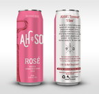 Ah-So Hand-Crafted Rosé Receives a Warm Welcome as it Becomes the Wine Industry's First Spanish Canned Wine