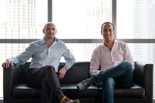 Paul Mallee and Rami Shamaa, co-founders and managing directors at MaisonPrive (PRNewsfoto/MaisonPrive Holiday Homes LLC)