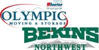 Olympic Moving & Storage/Bekins Northwest corporate logo