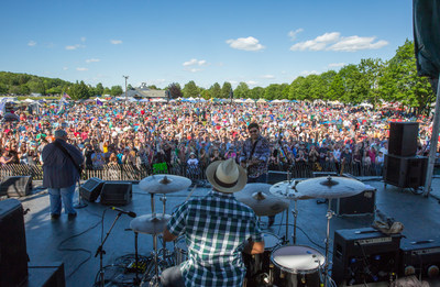 Michael Arnone's 29th Annual Crawfish Fest June 1-3, 2018. Augusta, NJ (Credit: Bob Adamek)