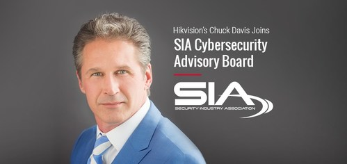 Hikvision's Chuck Davis has joined a team of industry experts that advocate and provide cybersecurity strategies for the security industry.