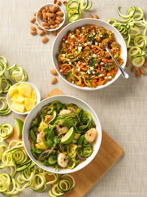 Noodles & Company launches zucchini noodles nationwide.