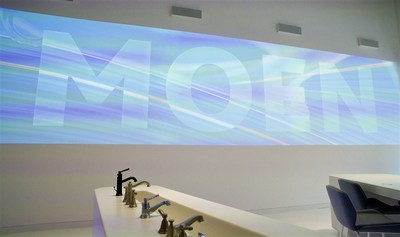 Moen unveils new immersive brand experience at the Merchandise Mart