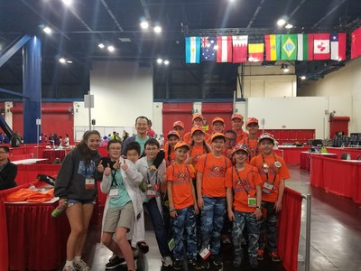 FIRST LEGO League 2018 World Championships