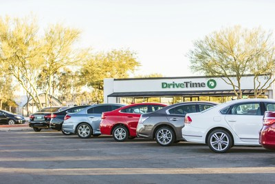 One of DriveTime's 145 Dealerships Nationwide