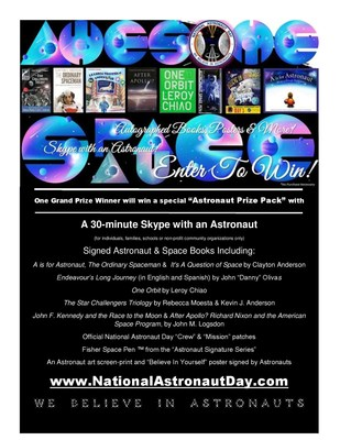 2018 National Astronaut Day Contest