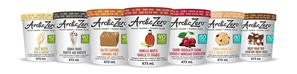 Arctic Zero – a popular better-for-you frozen dessert brand in the US