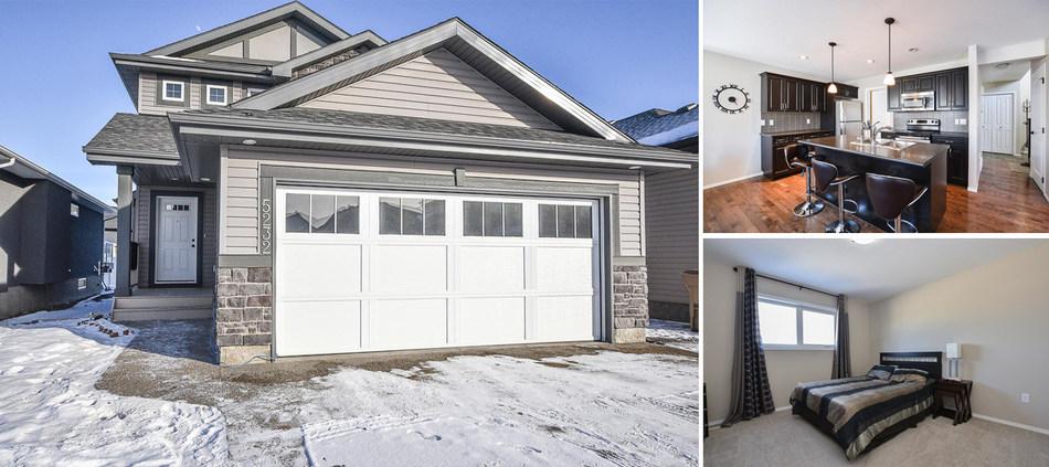 5232 Canuck Crescent, Regina, SK | $407,900 | Listing Agent: Aideen Zareh, Royal LePage Regina Realty | Bedrooms: 3, Bathrooms: 3, Living Area: 1,546 sq. ft. (CNW Group/Royal LePage Real Estate Services)