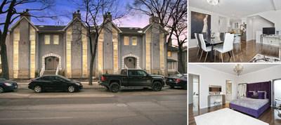 1-116 Wellington Crescent, Winnipeg, MB | $414,900 | Listing Agent: Sebastian Sotello, Royal LePage Prime Real Estate | Bedrooms: 3, Bathrooms: 2+1, Living Area: 2,400 sq. ft. (CNW Group/Royal LePage Real Estate Services)
