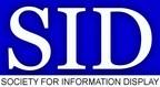 Society for Information Display logo (PRNewsfoto/Society for Information Display)