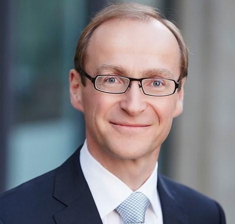 Dr. Falko Busse, President of the Bruker BioSpin Group and executive officer of Bruker Corporation
