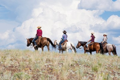 Western dreams come to life in Big Sky Country.