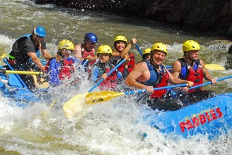 AEDs Provide Additional Layer of Safety to Whitewater Rafting