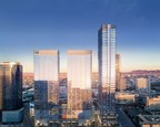 Oceanwide Plaza Celebrates Official Topping Off