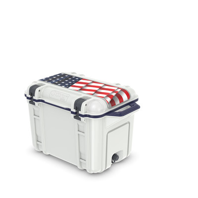 Celebrate the summer in style with the new limited edition OtterBox Venture Americana Cooler.