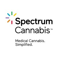 Logo : Spectrum Cannabis (Groupe CNW/Canopy Growth Corporation)