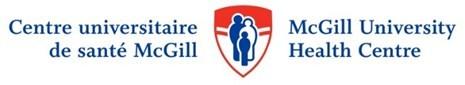 Logo: McGill University Health Centre (CNW Group/McGill University)