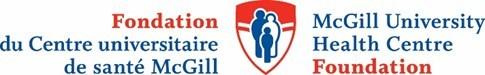 Logo: McGill University Health Centre Foundation (CNW Group/McGill University)
