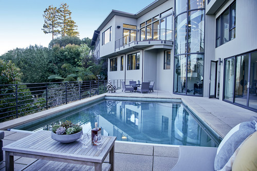 408 Golden Gate Avenue, Belvedere, CA. Listed for $6,495,000 with the Bullock & Sarkissian Team of Golden Gate Sotheby's International Realty.