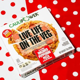 CAULIPOWER Launches First-Ever All Natural Uncured Pepperoni Pizza On Cauliflower Crust
