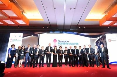 Seatrade Maritime Awards Asia 2018 winners