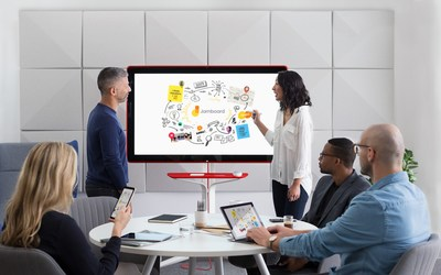 CTL Adds the Google Jamboard to Line of Chrome Solutions