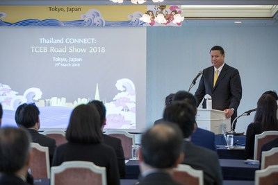 Thailand positioned as Top Destination for International Exhibition by MICE operators in Japan. The development of Eastern Economic Corridor (EEC) viewed as an important factor to drive the competitive capabilities of Thailand's MICE and transport industries.
