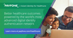 Payfone Expands Healthcare Footprint with Market Leaders