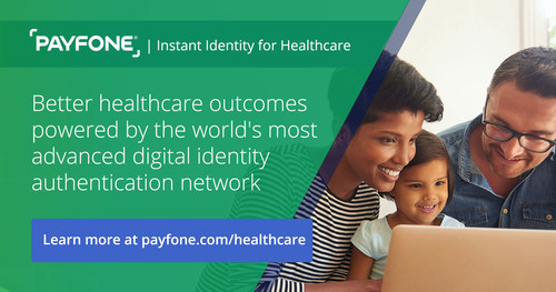 Payfone's Instant Identity for Healthcare platform enables healthcare companies to better member outcomes through advanced digital identity authentication.