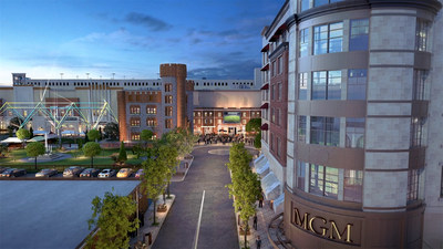 MGM Springfield will be a premier entertainment destination in Massachusetts, combining large-scale events at the MassMutual Center with lively outdoor activations on the plaza.