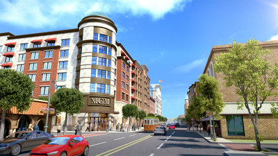Opening August 24, 2018, MGM Springfield will be New England's first integrated luxury resort and entertainment destination