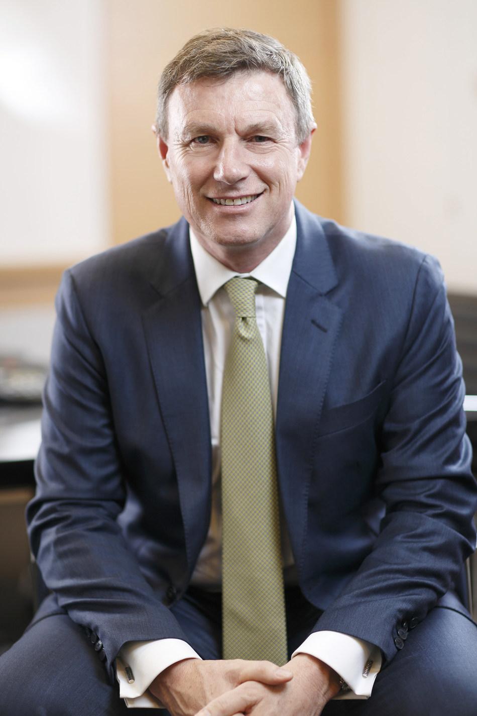 Martin Crawford, CEO of Vistra