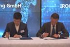 IROOTECH firma acuerdos de cooperación para la entrada de la plataforma IIoT ROOTCLOUD en Europa