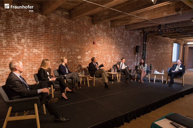 Fraunhofer CSE hosts a grid modernization panel discussion on potential road maps to 2050 carbon goals