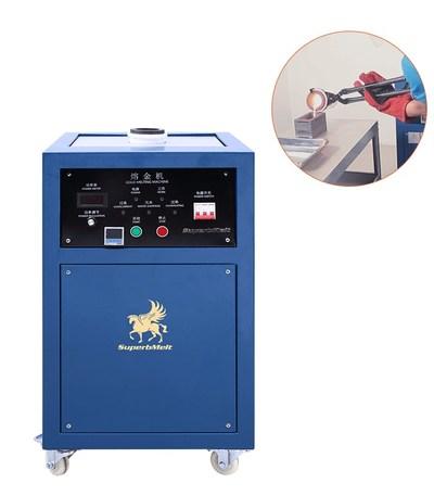 SPB-H5 5kg Gold Melting Machine