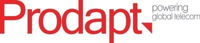 Prodapt Logo (PRNewsfoto/Prodapt Solutions)