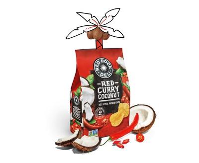 Red Rock Deli Red Curry Coconut Deli Style Potato Chips